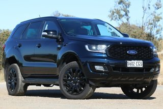 2020 Ford Everest UA II 2020.75MY Sport Blue 6 Speed Sports Automatic SUV.