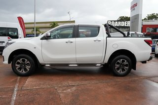 2018 Mazda BT-50 MY17 Update XTR Hi-Rider (4x2) White 6 Speed Automatic Dual Cab Utility