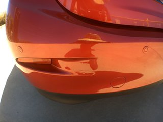 2016 Mazda 3 BN5278 Maxx SKYACTIV-Drive Soul Red 6 Speed Sports Automatic Sedan