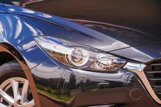 2018 Mazda 3 BN5478 Neo SKYACTIV-Drive Sport Black 6 Speed Sports Automatic Hatchback.