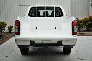 2020 Mitsubishi Triton MR MY20 GLX Double Cab White 6 Speed Manual Utility