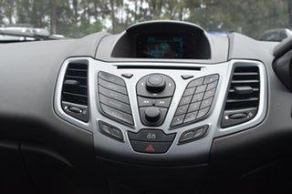 2013 Ford Fiesta WZ Trend PwrShift Blue 6 Speed Sports Automatic Dual Clutch Hatchback