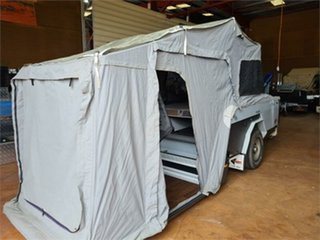 2014 Pioneer Camper Trailers Argyle 4x4 Camper Trailer.