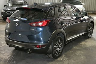 2016 Mazda CX-3 DK2W7A Akari SKYACTIV-Drive Blue 6 Speed Sports Automatic Wagon