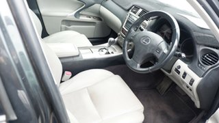 2007 Lexus IS GSE20R IS250 Prestige Grey 6 Speed Sports Automatic Sedan