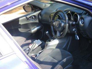 2015 Nissan Juke F15 Series 2 ST 2WD Blue 6 Speed Manual Hatchback