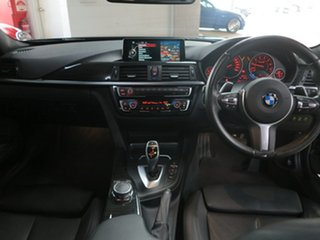 2016 BMW 4 Series F32 430i M Sport Black 8 Speed Sports Automatic Coupe