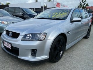 2008 Holden Commodore VE MY09 SS V Sportwagon Silver 6 Speed Sports Automatic Wagon.