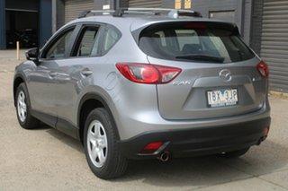 2014 Mazda CX-5 MY13 Upgrade Maxx (4x2) Grey 6 Speed Automatic Wagon