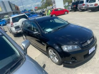 2009 Holden Commodore VE MY10 SV6 6 Speed Automatic Sportswagon.