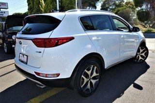 2016 Kia Sportage QL MY17 GT-Line AWD White 6 Speed Sports Automatic Wagon.