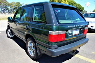 2000 Land Rover Range Rover P38A Vogue HSE Green 4 Speed Automatic Wagon