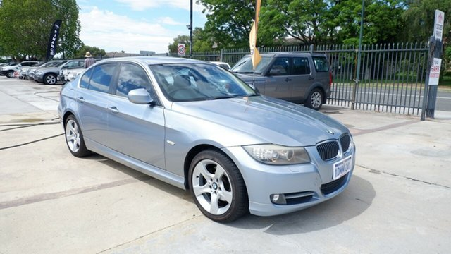 Used BMW 3 Series E90 MY10 323i Steptronic St James, 2010 BMW 3 Series E90 MY10 323i Steptronic Blue 6 Speed Sports Automatic Sedan