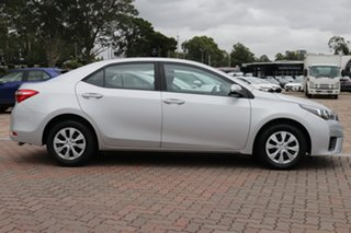2015 Toyota Corolla ZRE172R Ascent Silver 6 Speed Manual Sedan