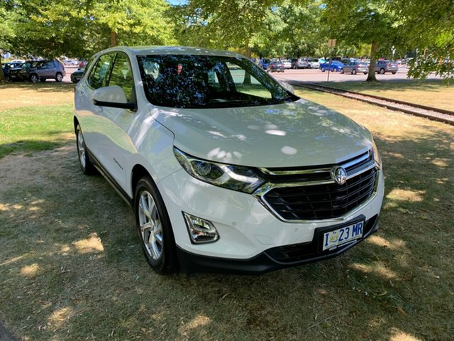Used Holden Equinox EQ MY18 LT FWD Launceston, 2017 Holden Equinox EQ MY18 LT FWD White 9 Speed Sports Automatic Wagon