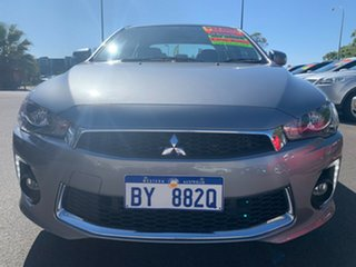 2017 Mitsubishi Lancer CF MY17 ES Sport Grey 6 Speed Constant Variable Sedan