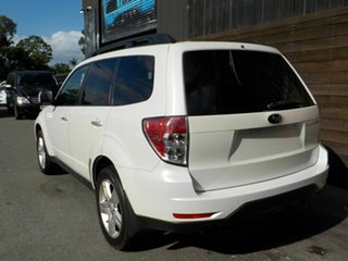 2009 Subaru Forester S3 MY10 XS AWD White 4 Speed Sports Automatic Wagon