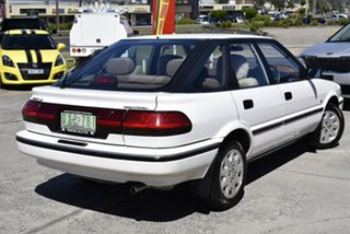 1989 Toyota Corolla AE92 CSX Seca White 5 Speed Manual Liftback