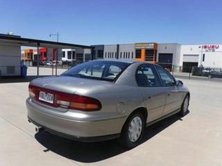 1999 Holden Commodore VT Executive Gold 4 Speed Automatic Sedan.