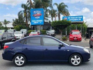 2008 Hyundai Elantra Blue