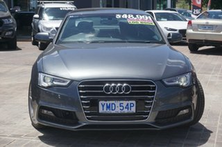 2017 Audi A5 F5 MY17 Sport S Tronic Grey 7 Speed Sports Automatic Dual Clutch Coupe.