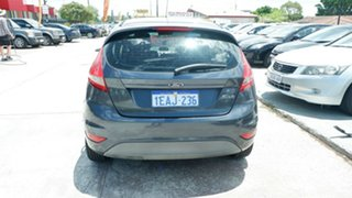 2012 Ford Fiesta WT Zetec Grey 5 Speed Manual Hatchback