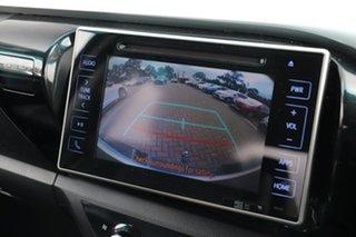2017 Toyota Hilux GUN126R SR5 Double Cab Super White 11/cert 6 Speed Sports Automatic Utility
