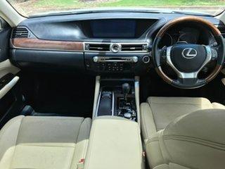 2012 Lexus GS GWL10R GS450h Sports Luxury White 8 Speed Constant Variable Sedan Hybrid
