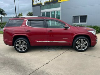 2019 Holden Acadia AC MY19 LTZ-V AWD Red 9 Speed Sports Automatic Wagon.
