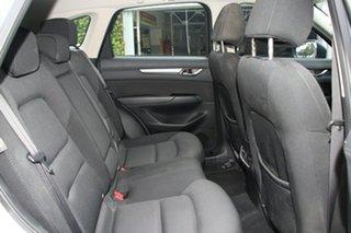 2017 Mazda CX-5 MY17 Maxx Sport (4x2) Silver 6 Speed Automatic Wagon