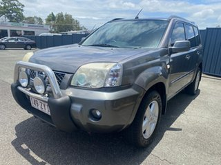 2007 Nissan X-Trail T30 II MY06 TI-L Grey 4 Speed Automatic Wagon