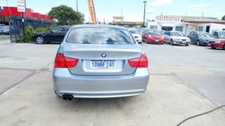 2010 BMW 3 Series E90 MY10 323i Steptronic Blue 6 Speed Sports Automatic Sedan