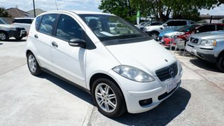 2005 Mercedes-Benz A170 White.
