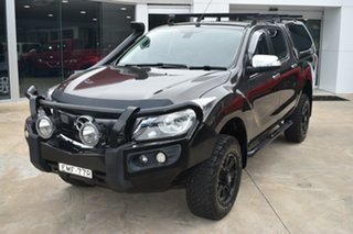2017 Mazda BT-50 UR0YG1 GT Bronze 6 Speed Sports Automatic Utility.