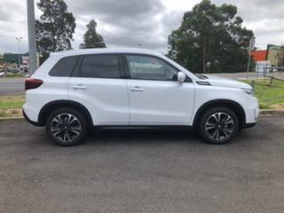 2020 Suzuki Vitara LY Series II Turbo 2WD White 6 Speed Sports Automatic Wagon.