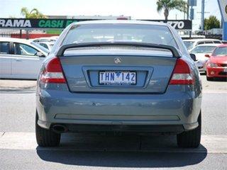 2004 Holden Commodore VZ Lumina Grey 4 Speed Automatic Sedan