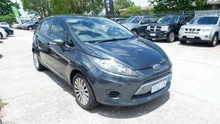 2012 Ford Fiesta WT Zetec Grey 5 Speed Manual Hatchback.