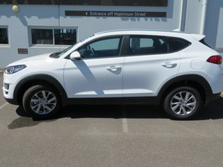 2020 Hyundai Tucson TL4 MY21 Active 2WD Pure White 6 Speed Automatic Wagon.