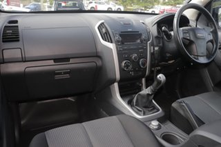 2014 Isuzu D-MAX MY15 LS-M Crew Cab White 5 Speed Manual Utility