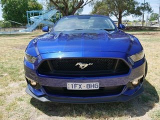2016 Ford Mustang FM Fastback GT 5.0 V8 6 Speed Manual Coupe.