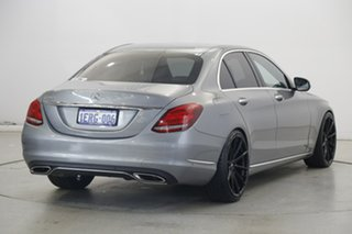 2014 Mercedes-Benz C-Class W205 C250 7G-Tronic + Silver 7 Speed Sports Automatic Sedan
