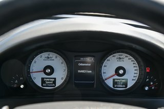 2010 Holden Special Vehicles ClubSport E Series 2 GXP Black 6 Speed Manual Sedan