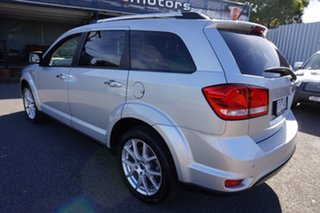 2014 Fiat Freemont JF Lounge Argento Vivo Silver 6 Speed Automatic Wagon.