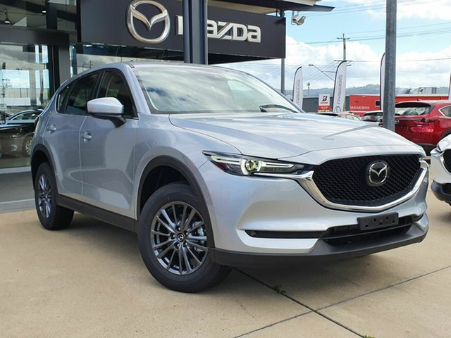 New Mazda CX-5 Maxx Sport Beaudesert, 2020 Mazda CX-5 Maxx Sport Silver 6 Speed Automatic Wagon