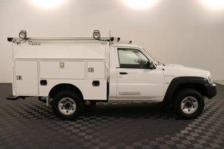 2011 Nissan Patrol GU 6 MY10 DX 5 speed Manual Cab Chassis
