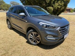 2017 Hyundai Tucson TL MY18 Active X (FWD) Grey 6 Speed Automatic Wagon