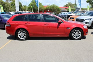 2013 Holden Berlina VE II MY12.5 Sportwagon Red 6 Speed Sports Automatic Wagon