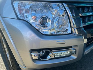 2020 Mitsubishi Pajero NX MY21 GLX Sterling Silver 5 Speed Sports Automatic Wagon