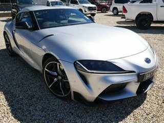 2019 Toyota Supra Supra High 3.0L Turbo Automatic Coupe Suzuka Silver Automatic Coupe.