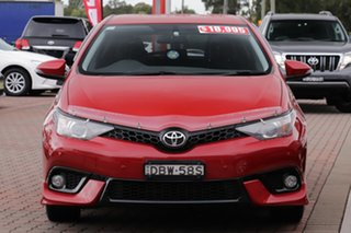 2015 Toyota Corolla ZRE182R SX Wildfire 6 Speed Manual Hatchback